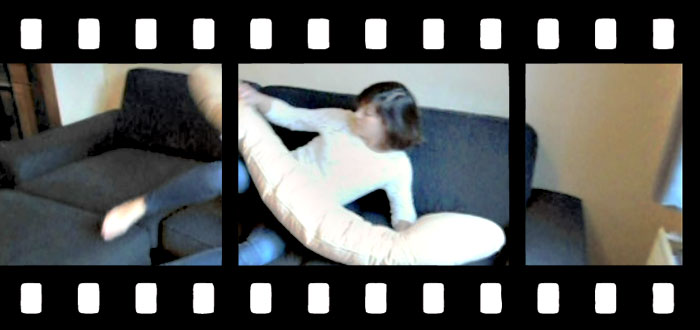 Le coussin d'allaitement d'Hippocampe Relax visionnez nos photos et vidéos